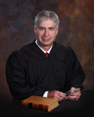 Judge Gary Bashor