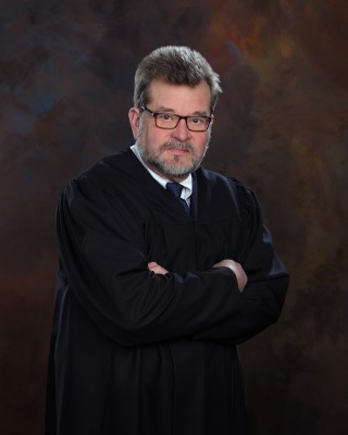 Judge Stephen Warning