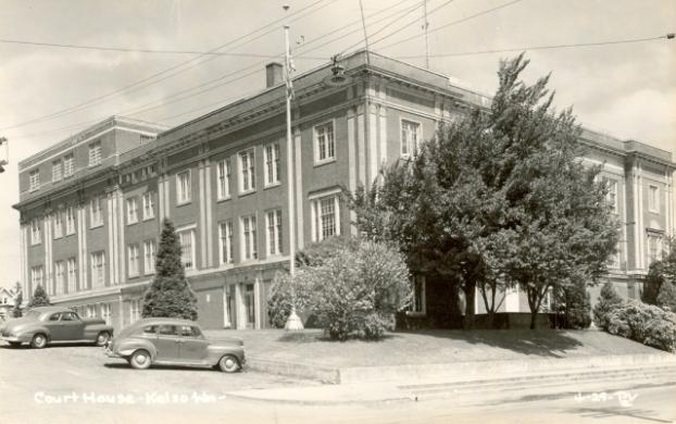 Kelso Courthouse - 1939 Addition - www.courthousehistory.com