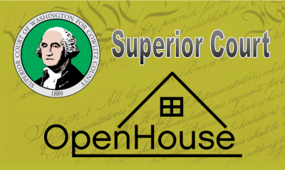 Superior Court Open House set for October 11, 2016